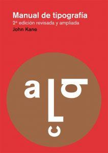 manual de tipografia de John Kane